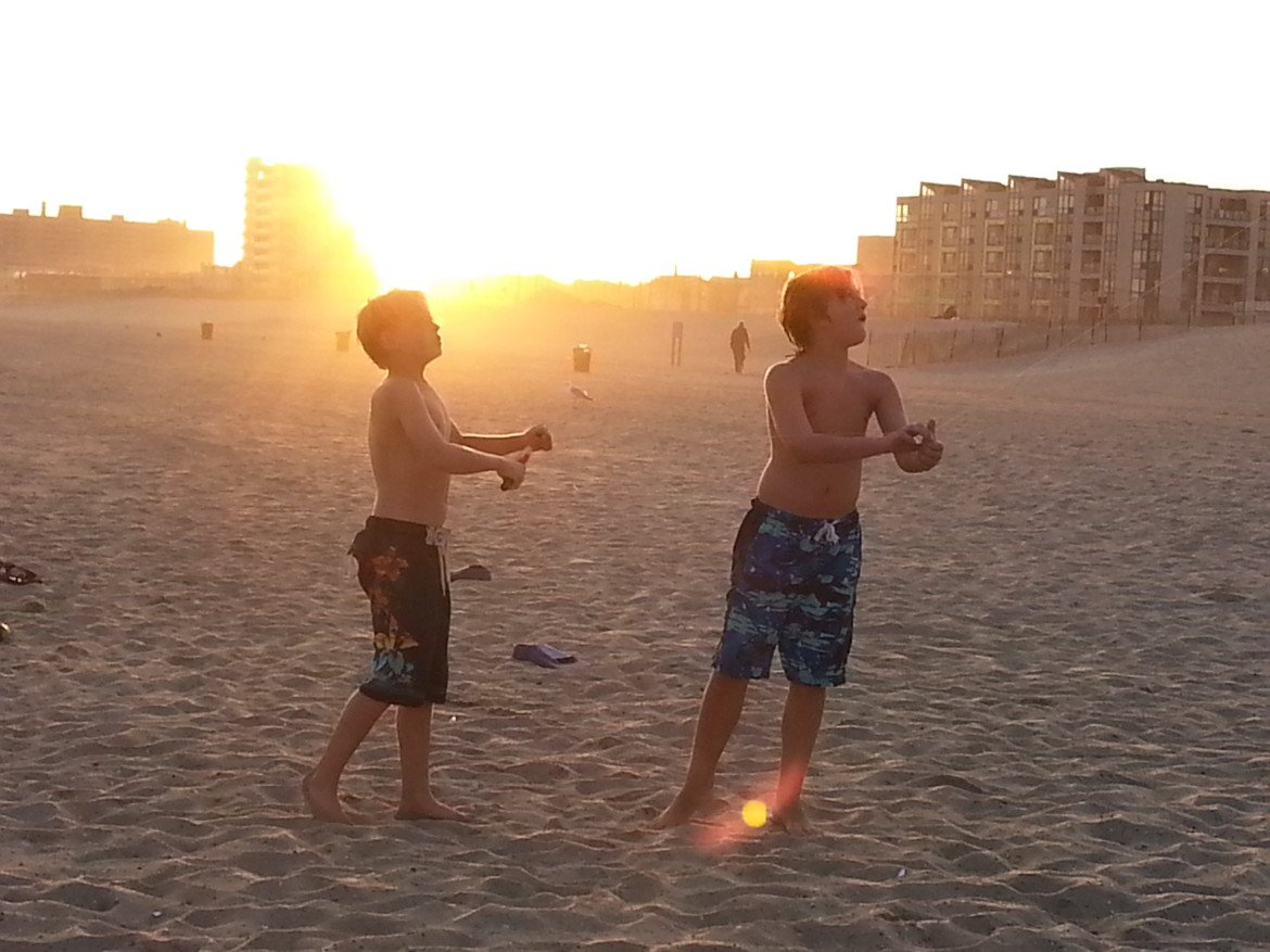 Rockaway Beach, September 20. 2014
