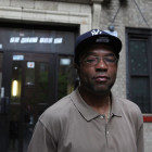 Howard Ross, who has lived at 75 West 190th Street -- a Milbank property -- for about 10 years, complained this summer about the condition of the building and said the front door lock has been broken for months.
