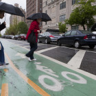 The Park Slope bike lane has spurred fierce opposition. But one survey found that 44 percent of area residents favored keeping the lane just as it is, another 25 percent favored keeping it with some adjustments for safety, and 28 percent favored removing it.