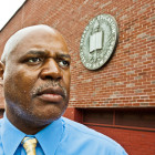 Bernard Gassaway is in his third year as principal at Boys and Girls. He was a teacher there from 1988 to 1991.