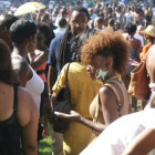 From 2000 to 2010, the MIH Heatwave barbecue in Prospect Park was a major social event for young black professionals in New York City. It catered to a crowd that felt out of place at other gatherings, and its popularity spread thanks to social networks.