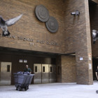 Norman Thomas High School on Park Avenue South and 34th Street, which is being phased out by the Bloomberg administration, is due to host high-school grades from charter schools in 2014.
