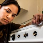 At her apartment in the Bronx, Iliana Rodriguez can't open a window, receive a visitor or turn on her stove without encountering a problem that her landlord should have fixed.