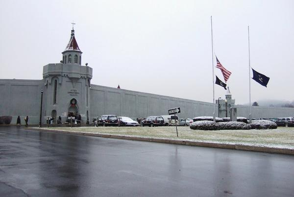 Attica Correctional Facility had one of the highest rates of violence in the state system in 2013.