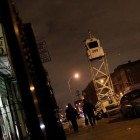 Precinct 67 operates a tower in East Flatbush at the corner of Nostrand and Tilden Avenues, in Patrol Bureau Brooklyn South, one of two in the borough.