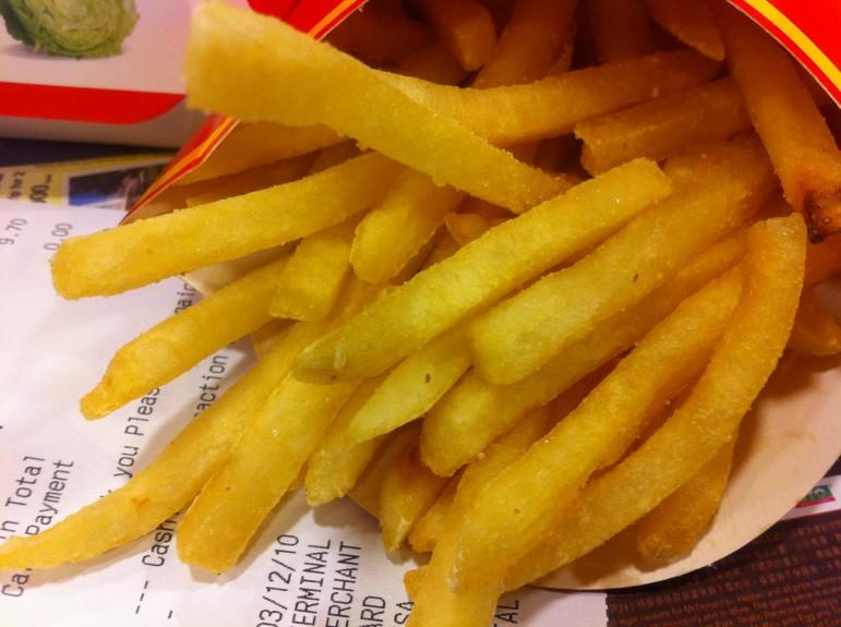HK_Central_麥當勞_薯條_McDonalds_Lunch_set_Dec-2010