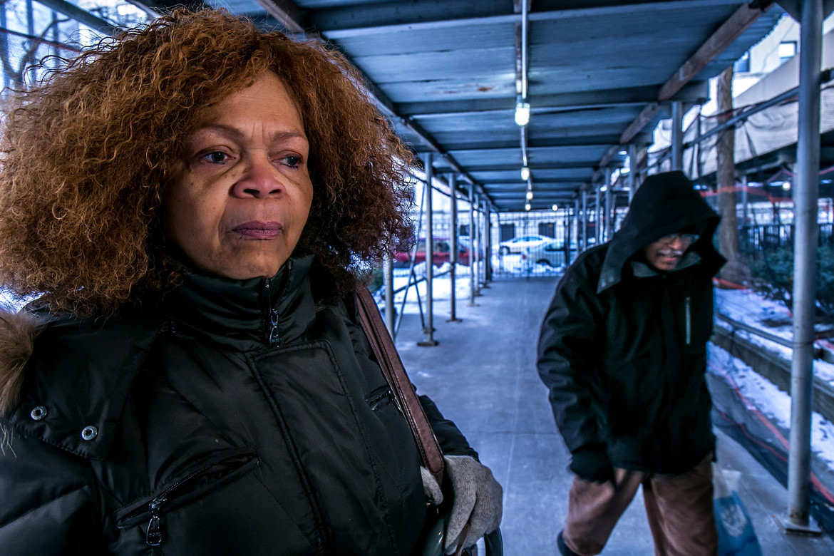 """Jo Ann Lawson, president of the Lakeview Tenants Association in East Harlem, told a panel of legislators that she was """"ashamed"""" of there she lives."""