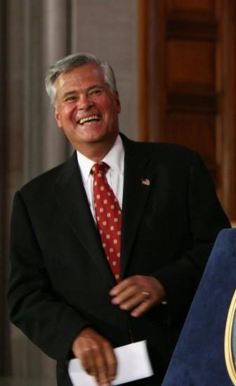 Senate Majority Leader Dean Skelos