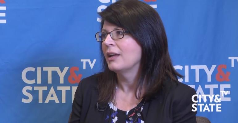New York Housing Conference executive director Rachel Fee.