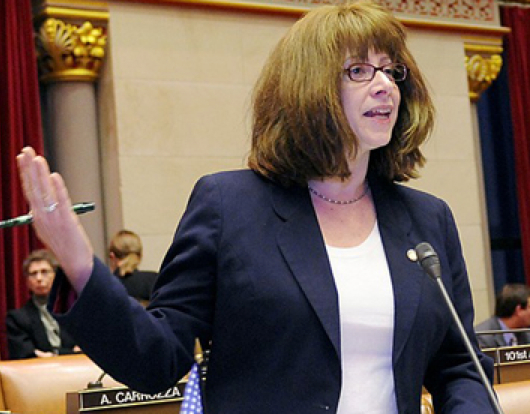Assemblywoman Linda Rosenthal is the chief sponsor of the measure, which if passed is certain to meet with stiff resistance in the State Senate.