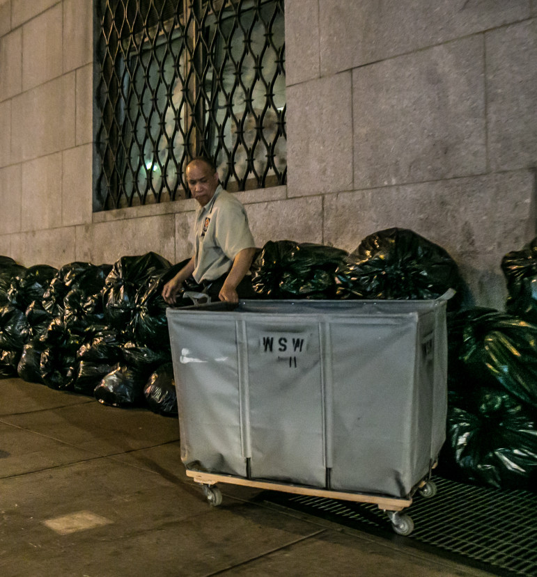 A four-month City Limits investigation looked at all aspects of the city's solid waste management system and found steep challenges at every turn. While de Blasio's OneNYC proposals identify many of these same issues, his ideas also open up many questions.