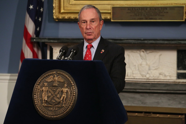 The author suggests: The author suggests we 'ask Michael Bloomberg whether the $1 billion New York City spent on rapid rehousing wasn't wasted.'