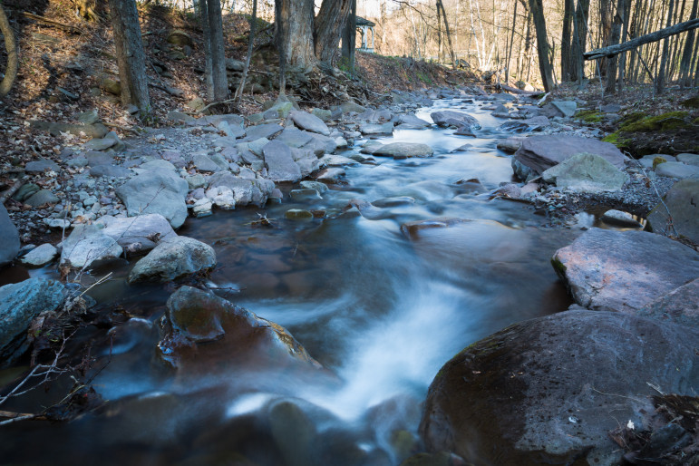 Some of New York City's drinking water begins in nameless streams in the mountains. Then it travels through some of the most critical infrastructure the city has.