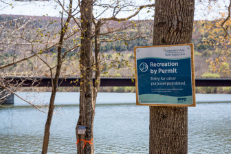 DEP has done a lot to open watershed land to recreation. Some officials in watershed towns say those efforts will fall short if the city doesn't do more to promote those resources.