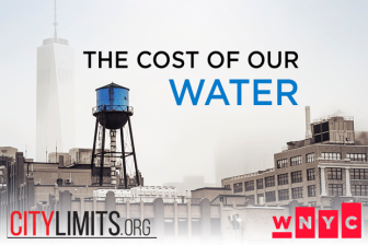 All this week, a joint City Limits-WNYC reporting partnership will broadcast and publish stories about New York City's incredible water system and the challenges it faces.