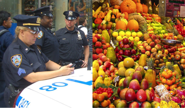 Civil-service exams for police officer and dietician are being offered this month.