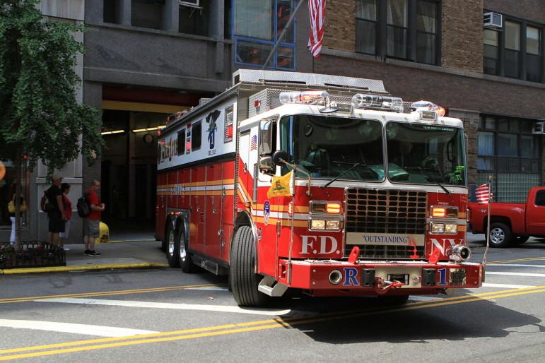 These days, fewer things burn, but fire trucks make more runs.