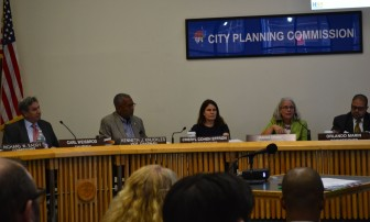 The planning commission will eventually weigh in on the plan. Community Boards, the Brooklyn borough president and the City Council will also have a say.