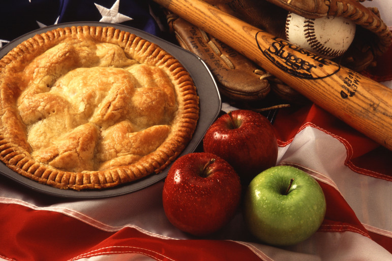 A fairer division of the gains from increased worker productivity is as American as apple pie, a think tank reports.