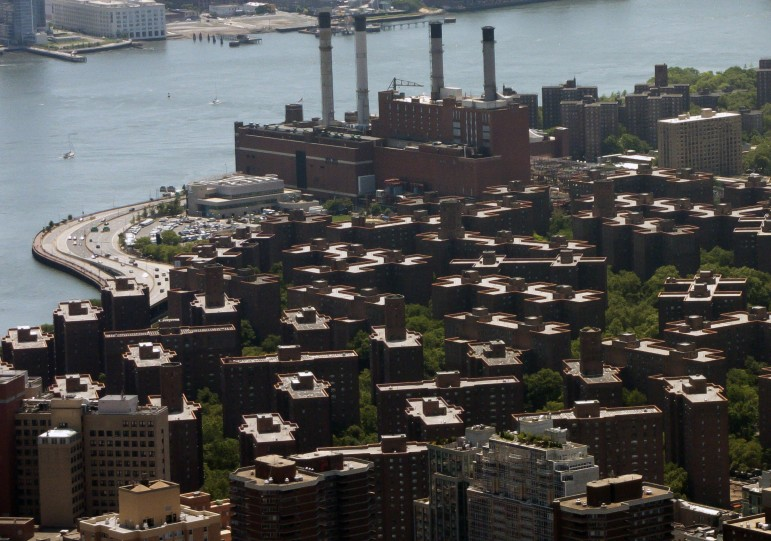 Peter Cooper Village and Stuyvesant Town
