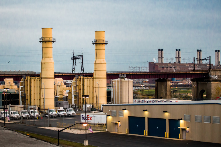 Bronx's Asthma Alley Protests Plans to Extend Power Plant Permits