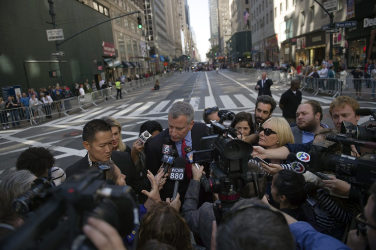 The media fight between the mayor and Eva Moskowitz has obscured real issues. Is there really room for charters to co-locate? Is there a place for them in de Blasio's school strategy?