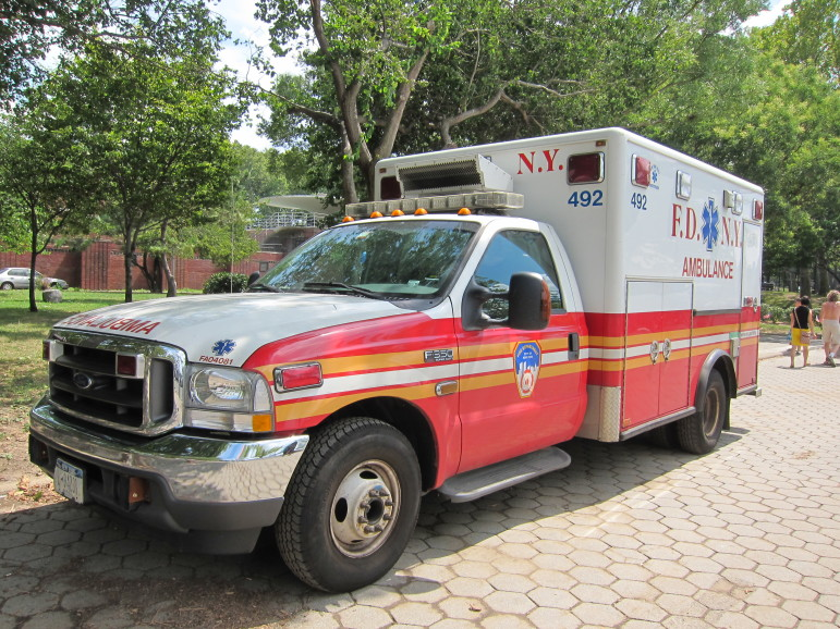 The 1996 merger of New York City's emergency medical and fire services changed dramatically the workload of many fire companies.