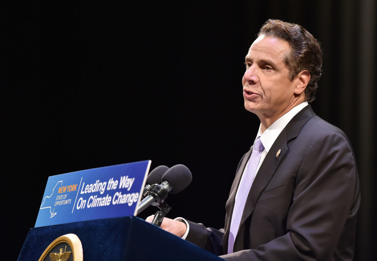 Gov. Cuomo has set ambitious environmental goals and launched a broad remake of state energy policy to achieve them. But it's not yet clear how the costs and benefits of the moves will affect low-income households.