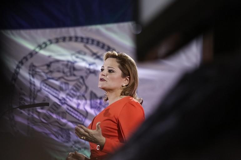Speaker Melissa Mark-Viverito delivers her 2016 State of the City address.
