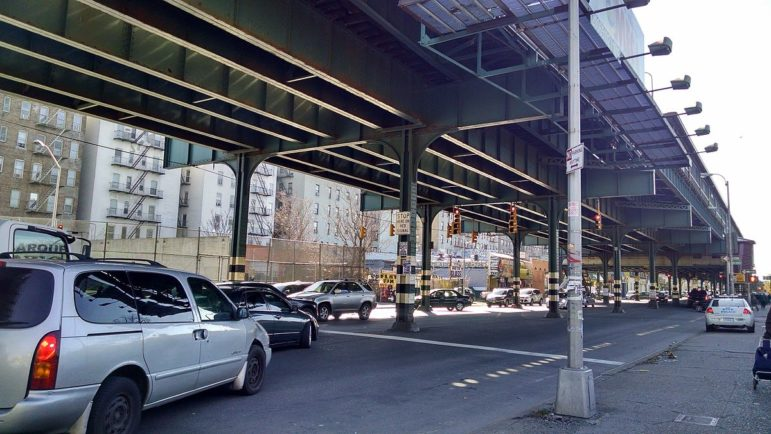 The de Blasio administration is studying the area along Jerome Avenue from 167th Street to 184th for a rezoning.