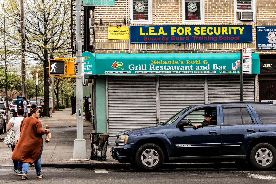 The state launched and investigation into Bronx-based LEA For Security Officers after a student faxed state officials an  eight-hour training certificate  after less than an hour of class.