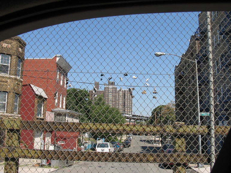 A street scene in the West Farms area of the Bronx. Far from the tide of gentrification, the area is part of a swath of the borough that has seen massive increases in rent.