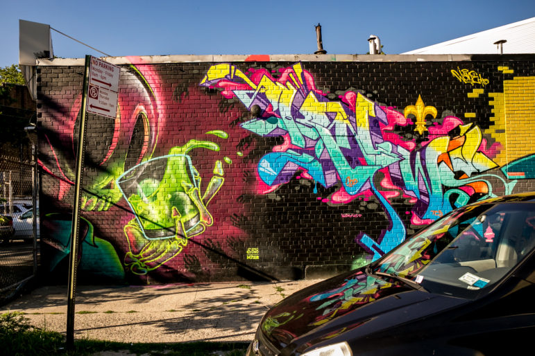 Welling Court Street Art 14