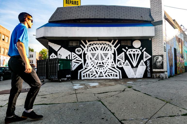 Welling Court Street Art 5