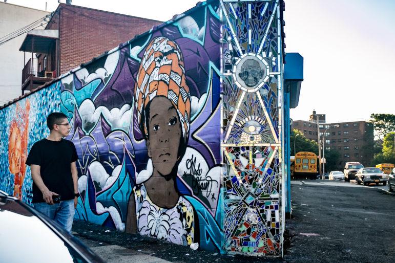 Welling Court Street Art 4