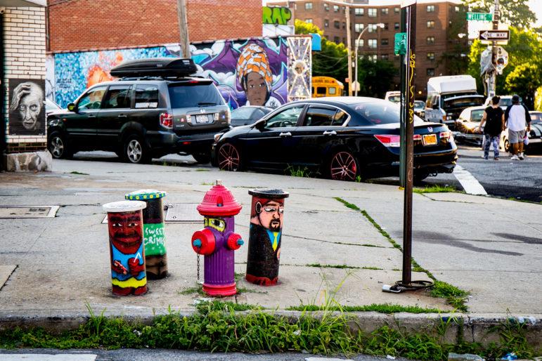 Welling Court Street Art 3