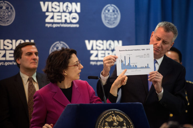 We Need the NYPD out of Vision Zero