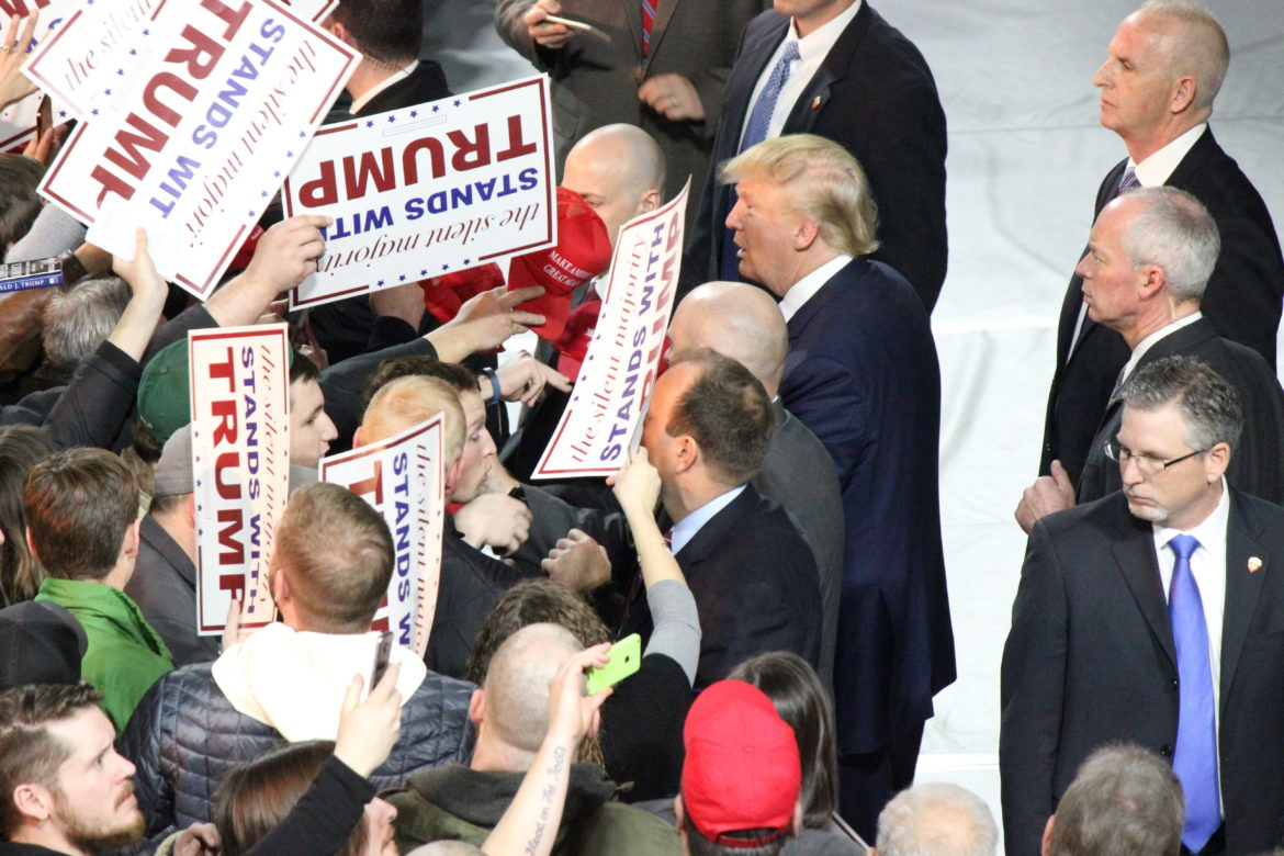 Donald Trump's campaign has noticed frustrated, working-class whites. But has he actually seen them?