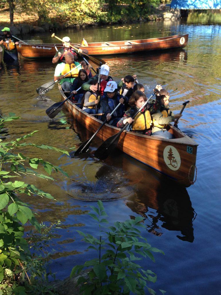 Canoemobile
