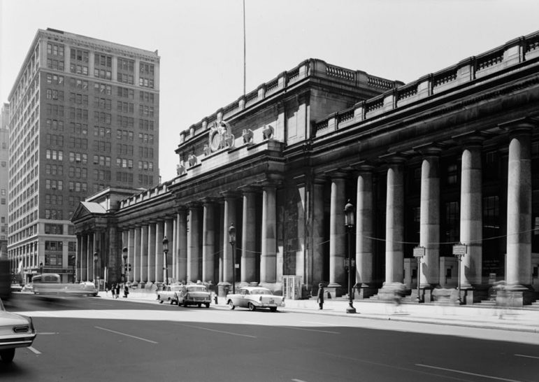 The destruction of old Penn Station led to the creation of New York's Landmarks Preservation Commission. Whether the commission has too much or not enough power, or lacks the restraint or will to use it wisely, are questions that have been debated ever since.