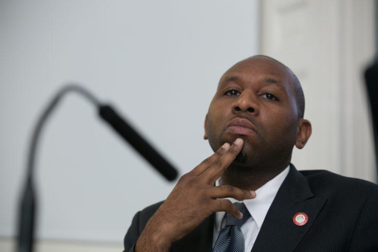 Councilmember Donovan Richards of Queens