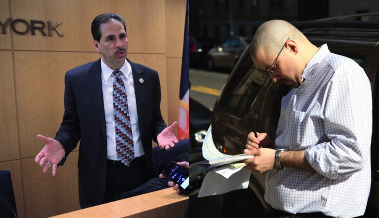 City Councilmember Fernando Cabrera is challenging State Senator Gustavo Rivera in today's primary. It's one of several races whose outcome could alter the Senate's approach to reproductive rights.