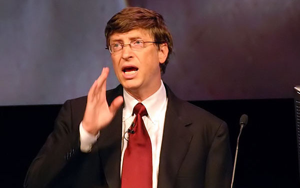 Bill Gates is only one of several individual philanthropists who've been joined by major foundations in bankrolling school reform efforts.