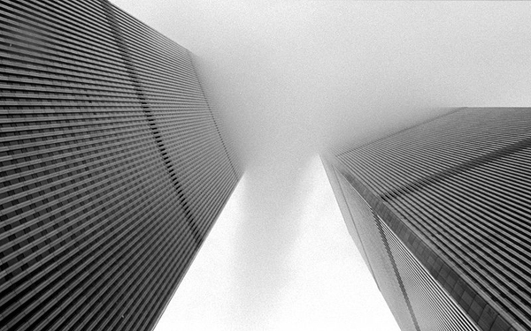 Builders of the World Trade Center took advantage of a less-stringent construction code that the city adopted while the twin towers were being designed to create larger floor spaces and fewer staircases in the buildings.