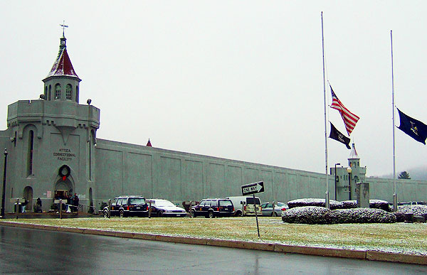 Attica Correctional Facility, in Attica, New York, was found to have one of the highest rates staff-inmate sexual misconduct in the nation.