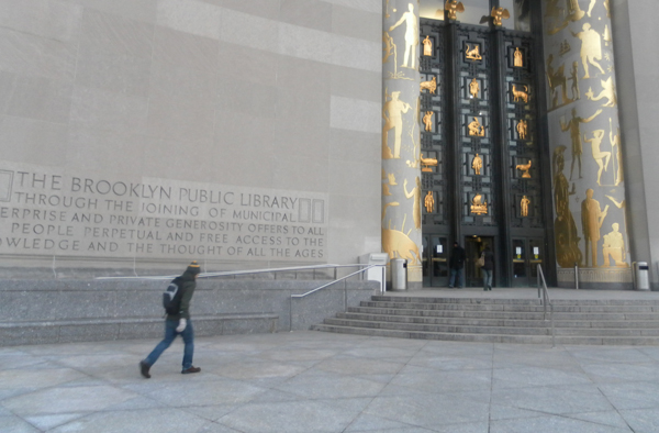 In this fiscal year alone, the Brooklyn Public Library has suffered a $1.2 million budget cut. It is now facing a $17.5 million cut in city funding, which would mean the loss of jobs and changes in services.