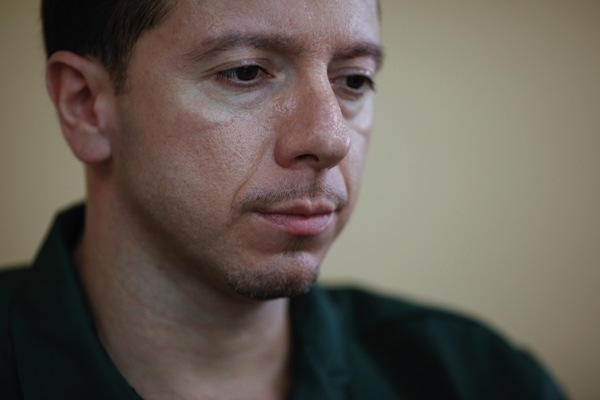 Hincapie, photographed in 2010, was convicted largely on the basis of a confession that he says was false and coerced.