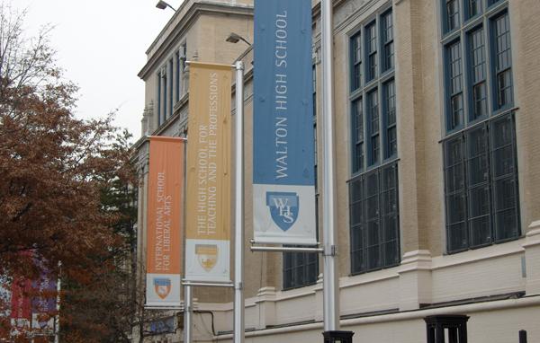 The Walton Campus