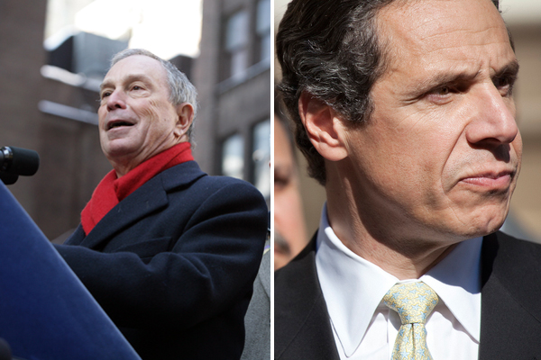 The fate of 6,000 teaching positions isn't the only thing caught in the budget beef between Mayor Bloomberg and Gov. Cuomo. So is a program that helps homeless families move out of shelters to private apartments. The initiative is not beloved by homeless advocates and other Bloomberg critics, but many say it is better than nothing.