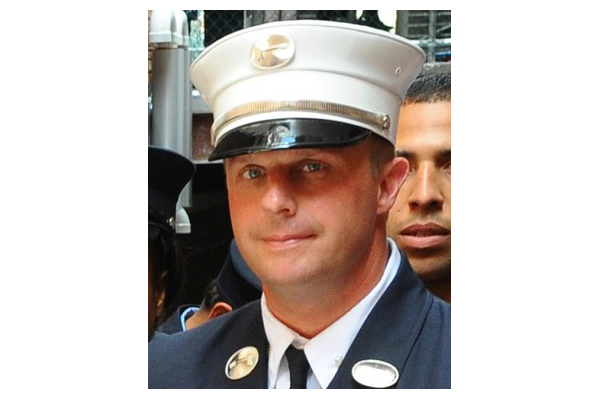 Ambelas, 40, was a 14-year veteran of the FDNY.